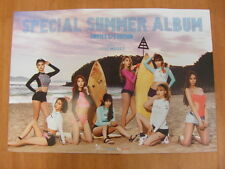 NINE MUSES - 9Muses S/S Edition [OFFICIAL] POSTER *NEW* K-POP