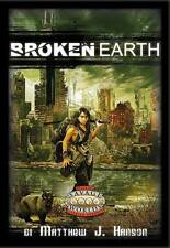 Savage Worlds BROKEN EARTH gdr in italiano