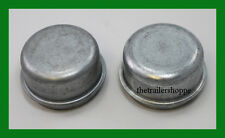 "Dust Grease Cap Cover For 1.98"" Trailer Hubs Axles"