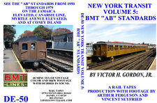 DVD: Vintage Subway NY BMT AB Standards New York NYC