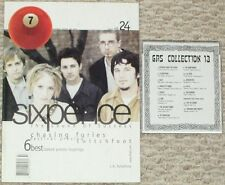 7 Ball magzin May 99 w/ Gas CD SIXPENCE NONE THE RICHER