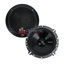 "Rockford Fosgate R16-S Car 6"" 2-Way Prime Series Component Speakers System"