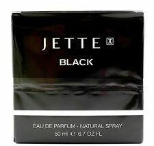 (GRUNDPREIS 99,80€/100ML) JETTE JOOP JETTE BLACK 50ML EAU DE PARFUM SPRAY NEU