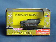WW2 1:144 Scale Wargame Diorama German SdKfz 251 Ausf Armored Vehicle NMT 425