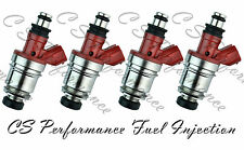 Jecs Flow Matched Fuel Injector Set for Suzuki-Isuzu 1.8 2.0 2.3 2.6 JS28-2 (4)