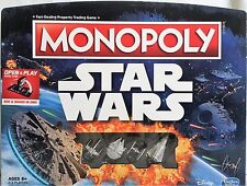 Monopoly Star Wars Edition Board Game