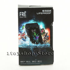 """LifeProof FRE Water Dust Proof Hard Case for iPhone 7 Plus 5.5"""" Black Used"""