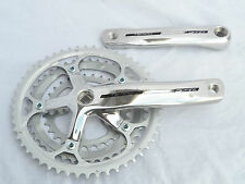 FSA Tempo Triple Crankset 52/42/30 9 Speed - Square Taper 175mm