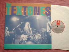 THE TEXTONES-BACK IN TIME LP POWER POP/ROCK