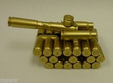 New!! Tank made from Bullet Casings Unique Rare Model Paperweight  Bullet-Tank-2
