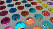 720 Children Smiley Faces reward stickers teacher aid potty training chart