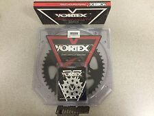 Vortex  520 Chain Sprocket Kit , front and rear for 2006-2016 Yamaha R6