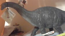 "NEW SCHLEICH 16462 APATOSAURUS--20.5""L,6"" H,2 LBS.,1:40 SCALE+NEW DINO BOOKLET++"