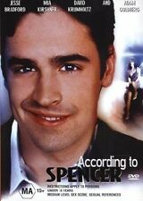 According To Spencer (DVD, 2003)