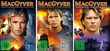 16 DVDs * MACGYVER - STAFFEL / SEASON 5 - 7 IM SET ~ MB # NEU OVP =