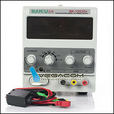 New Original Baku 1502DD 15V 1A adjustable DC Power Supply for Mobile Repair