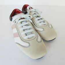 S-1458935 New Bally Chipka Calico Bovine Suede Driver Shoe Sz US 11D/marked 10F