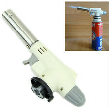 Butane Gas Blow Torch Burner Welding Solder Iron Soldering Lighter Flame Gun