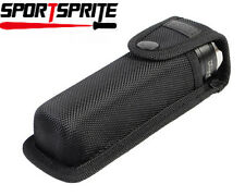 New For Dia 35mm Flashlight Nylon Tactical flashlight Pouch/Holster Black