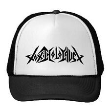 TOXIC HOLOCAUST TRUCKER CAP / SPEED-THRASH-BLACK-DEATH METAL