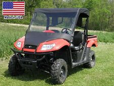 Vinyl Windshield & Roof for KYMCO 500 - Canopy - Commercial Duty