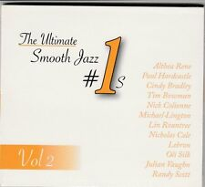 Various - Ultimate Smooth Jazz #1s Vol. 2 (2013) Factory Sealed