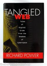 TANGLED WEB - Digital Crime from the Shadows of Cyberspace - HARDBACK - NEW