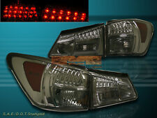 2006 2007 2008 2009 LEXUS IS250 IS350 LED TAIL LIGHTS SMOKE