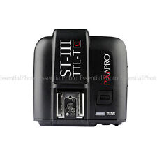 PRO ST-III C 2.4GHz Radio TTL Flash Trigger Only (For Canon)