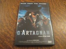 dvd d'artagnan un film de PETER HYAMS