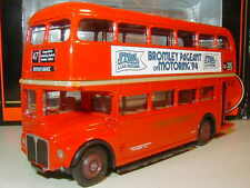 EFE 15605AC - 1/76 Scale AEC Routemaster bus, London Transport 47 BROMLEY GARAGE