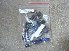 One caps capacitors kit for Commodre Amiga A2000 revision 4.x