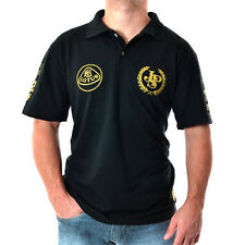 AYRTON SENNA POLO SHIRT JOHN PLAYER SPECIAL LOTUS 97T FORMULA 1 F1 MEDIUM