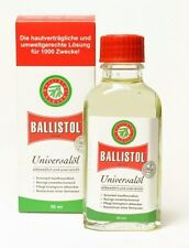 Ballistol Universal Oil Rifle Shooting 50ml Bottle
