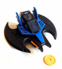 Fisher Price Toys IMAGINEXT BATMAN BATWING JET PLANE for Figures, GREAT ITEM!