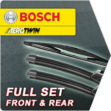 Bosch Aerotwin Front/Rear Wiper Blades Aero Flat Mercedes-Benz M-Class Ml 270 Cd