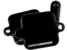 Driven Racing Engine Block Off Plates Black 2008-2012 Suzuki GSX1300R Hayabusa