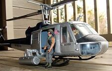 1:18 Ultimate Soldier 21st Century Vietnam War CIA Air America Huey Helicopter