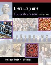 World Languages: Literatura y Arte by John G. Copeland, Lynn A. Sandstedt and...