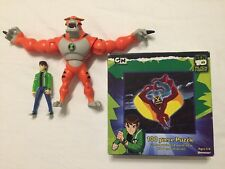 15cm Spinning Large Rath BEN 10 figure Jetray Jigsaw Puzzle 100 Pieces New