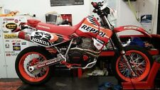 HONDA XR650L XR 650L Dual Sport  SEMI CUSTOM GRAPHICS KIT Repsol Honda