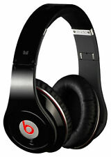 Beats by Dr. Dre Studio Headband Headphones - Black/Red
