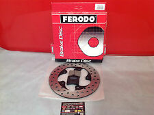 KIT DISCO FRENO APRILIA SCARABEO 500 2003 2004 2005 VECCHIO TIPO NO LIGHT
