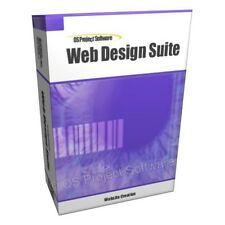 WEBSITE DESIGN HTML EDITOR SOFTWARE CREATE WEB PAGE CD