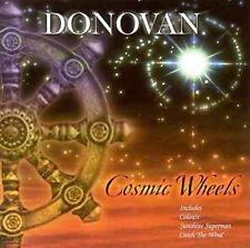 Cosmic Wheels (Live), Donovan, , Very Good Live