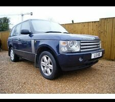 Range Rover L322 Tdv8 2007 Body Shell With Logbook V5