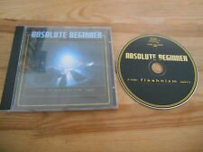 CD Hiphop Absolute Beginner - Flashnizm (16 Song) BUBACK TONTRAEGER