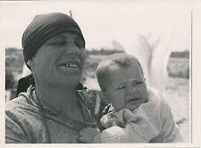 SÈTE  c. 1935 - Femme et son Enfant des Pêcheurs-Vignerons  Hérault - P 680