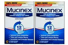 Mucinex 1200 mg EXTRA STRENGTH 12-Hour Expectorant 56 Tablet