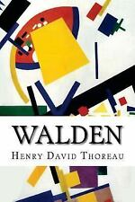 Walden : Or, Life in the Woods by Henry David Thoreau (2015, Paperback)